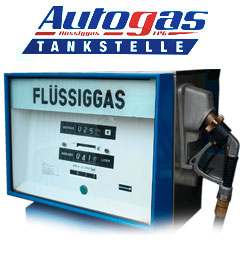 Autogas in Greifswald